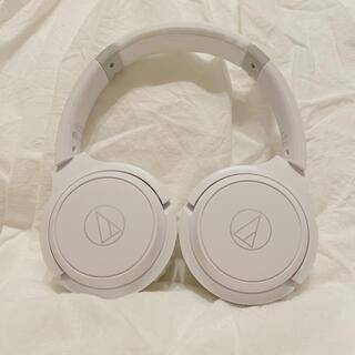 ワイヤレスヘッドフォン【Audio-Technica】