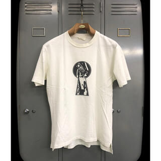 HYSTERIC GLAMOUR - HYSTERIC GLAMOUR KeyHole Tee