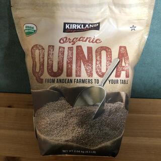 コストコ(コストコ)のカークランドシグネチャー オーガニックキヌア 2.04kg(米/穀物)