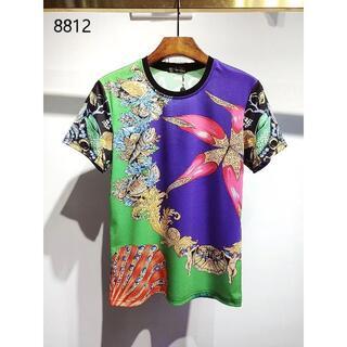 ヴェルサーチ(VERSACE)のVERSACE Tシャツ 半袖 男女兼用 51(Tシャツ/カットソー(半袖/袖なし))