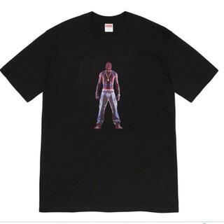 シュプリーム(Supreme)のsupreme tupac black m(Tシャツ/カットソー(半袖/袖なし))
