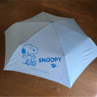 ピーナッツ(PEANUTS)の新品同様!SNOOPY♡折り畳み傘(傘)