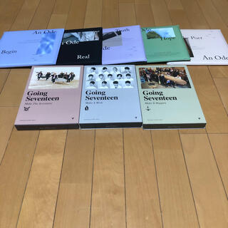 セブンティーン(SEVENTEEN)のSEVENTEENアルバム(K-POP/アジア)