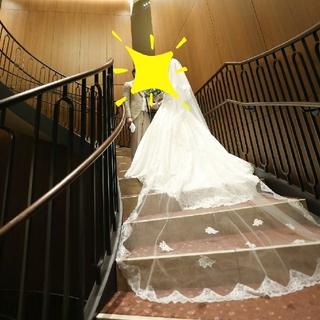 タカミ(TAKAMI)の【美品】TAKAMI BRIDAL ベール 結婚式(ウェディングドレス)