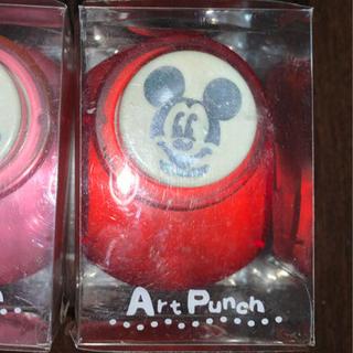 ディズニー(Disney)の【レア】ミッキー&ミニー アートパンチ(アルバム)