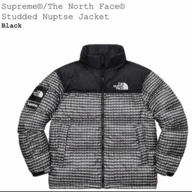 Supreme(シュプリーム)の専用Supreme North Face Nuptse Jacket メンズのジャケット/アウター(ダウンジャケット)の商品写真