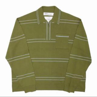 ALLEGE - 新品 DAIRIKU 20aw Long Sleeve Polo Knit