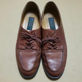 BARCLAY - トラッドな本革ひも靴