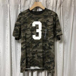 OLD NAVY  迷彩柄T-shirt  US L-size(新品未使用)