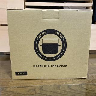バルミューダ(BALMUDA)のバルミューダ ゴハン 炊飯器(炊飯器)