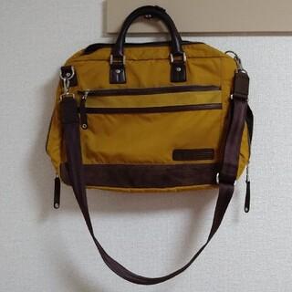 エムエスピーシー(MSPC)の日本製 MSPC  マスターピースビジネスバッグ ショルダーバッグ(ショルダーバッグ)