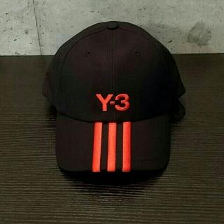 Y-3 - Y-3  ワイスリー  キャップ  ブラック