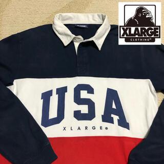 エクストララージ(XLARGE)のXLARGE l/s Polo Shirt(ポロシャツ)
