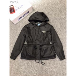 PRADA - プラダ限定グッズレディースファッションジャケット#86982黒