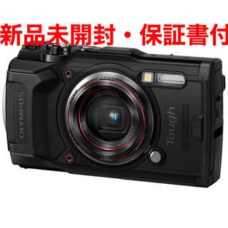 OLYMPUS - OLYMPUS オリンパス デジタルカメラ TOUGH TG-6 ブラック