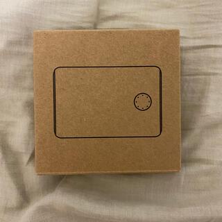ムジルシリョウヒン(MUJI (無印良品))の無印 モバイルバッテリー(バッテリー/充電器)