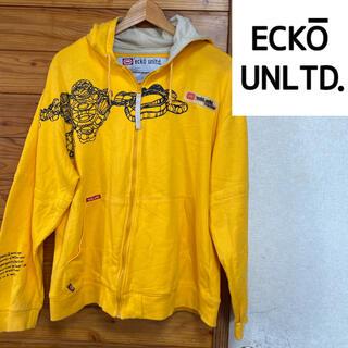 エコーアンリミテッド(ECKŌ UNLTD(ECKO UNLTD))のECKO UNLTD  パーカー ジップアップ(パーカー)