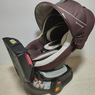 combi - 【送料込】コンビ 美品 ラクティアターンエッグショック チャイルドシート 新生児