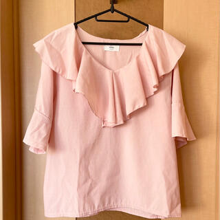 ゴゴシング(GOGOSING)のGOGOSING  カットソートップス(Tシャツ(半袖/袖なし))