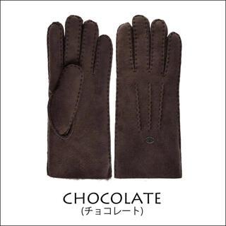 エミュー(EMU)のEMU シープスキン ビーチフォレストグローブ 手袋(手袋)