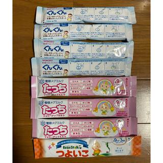 ユキジルシメグミルク(雪印メグミルク)の粉ミルク フォローアップミルク(乳液/ミルク)