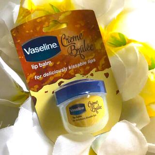 ユニリーバ(Unilever)のヴァセリン リップ クレームブリュレ(7g)(リップケア/リップクリーム)