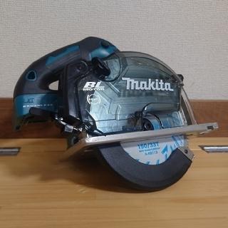 マキタ(Makita)のマキタ 18V 新品 充電式チップソーカッター CS553DZS(工具/メンテナンス)