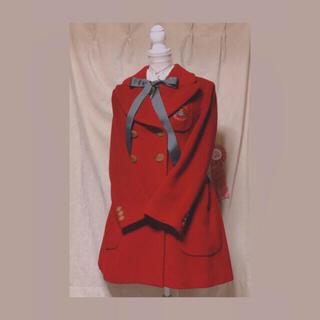 Vivienne Westwood - viviennewestwood 胸元ORBのコート