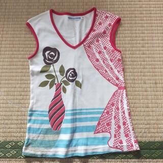 イーリーキシモト(ELEY KISHIMOTO)のレディース、半袖ティシャツ(Tシャツ(半袖/袖なし))