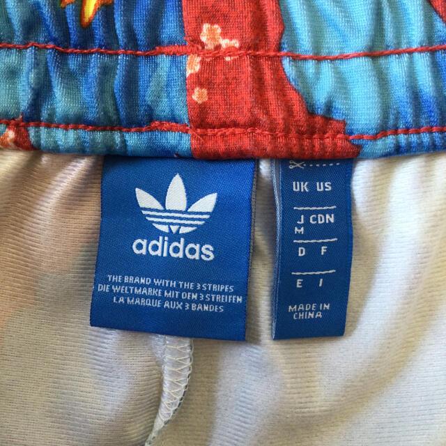 adidas(アディダス)のアディダス オリジナルスタンクトップ&ショートパンツ セットアップ  スポーツ/アウトドアのトレーニング/エクササイズ(その他)の商品写真