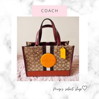 コーチ(COACH)の【決算大セール☆】新品・新作 コーチのハンドバッグ☆ 定価8万!値引き不可❣️(ハンドバッグ)