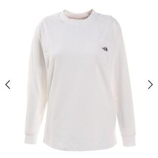 ザノースフェイス(THE NORTH FACE)のLサイズ THE NORTH FACEロンT 長袖 シャツ(Tシャツ(長袖/七分))