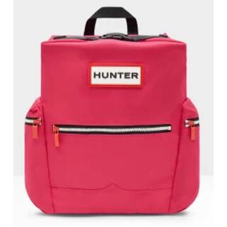 HUNTER - ハンター オリジナル ラージ トップクリップ バックパック