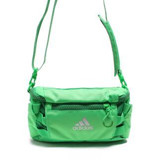 アディダス(adidas)の美品 アディダス 3wayウエストバッグ ショ(ボディバッグ/ウエストポーチ)