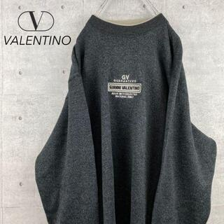 VALENTINO バレンティノ ヴァレンティノ トレーナー スウェット M