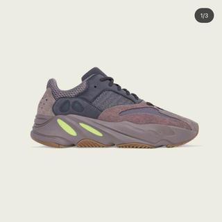 アディダス(adidas)のyeezy 700 mauve(スニーカー)