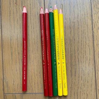 ミツビシ(三菱)のダーマトグラフ、マーキンググラフ(色鉛筆)