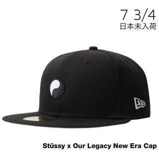 ニューエラー(NEW ERA)のStussy Our Legacy New Era 7 3/4 日本未発売(キャップ)