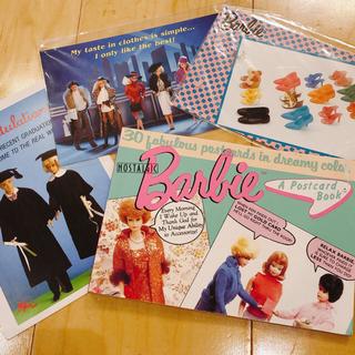 バービー(Barbie)のバービー ポストカード セット レトロ(その他)