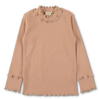 ブランシェス(Branshes)の branshes  Tシャツ 配色メロウテレコTシャツ 80(シャツ/カットソー)