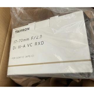 TAMRON - TAMRON  17-70mm F/2.8  (≠sel1655G)