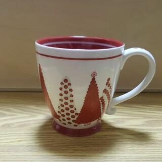 スターバックスコーヒー(Starbucks Coffee)の2007スタバ クリスマスマグ(マグカップ)