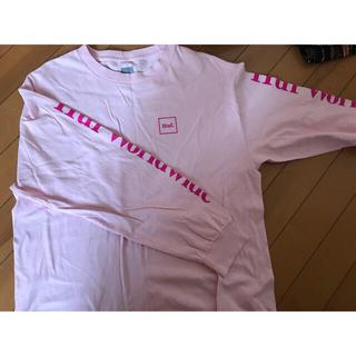 エクストララージ(XLARGE)のストリート系長袖(Tシャツ/カットソー(七分/長袖))