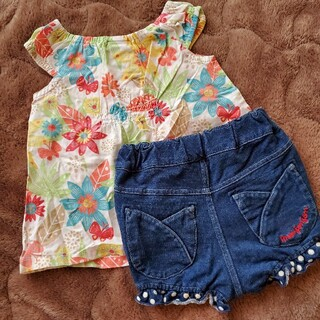 アリゾナ(ARIZONA)の夏服セット(Tシャツ)