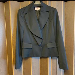 ヴィヴィアンウエストウッド(Vivienne Westwood)のヴィヴィアンウエストウッド⭐︎ブラックジャケット テーラードジャケット スーツ(テーラードジャケット)