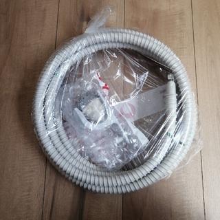 ヒタチ(日立)の日立 未使用 お湯取りホース フィルター ホルダーセット (洗濯機)