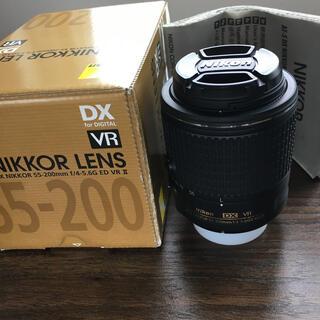 Nikon - Nikon レンズ DX NIKKOR 55-200mm ED VR II