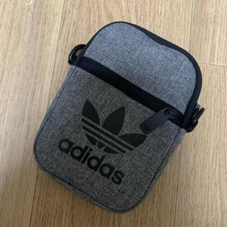 アディダス(adidas)の新品❤️adidasポーチ(ボディバッグ/ウエストポーチ)