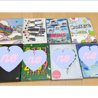 ニュース(NEWS)のNEWS LIVE DVDまとめ売り 11枚(アイドルグッズ)
