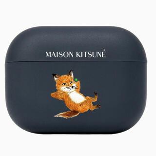 メゾンキツネ(MAISON KITSUNE')の【新品未使用】メゾンキツネ AirPods Proケース(モバイルケース/カバー)